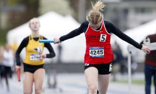 Eastern Iowa high school track and field Super 10 rankings