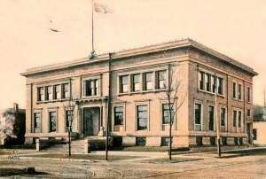 Even in 19th century, new Cedar Rapids library was contentious, funded from out of town
