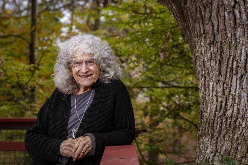 Iowa's 'Van Allen of the Humanities' recounts women's rights career