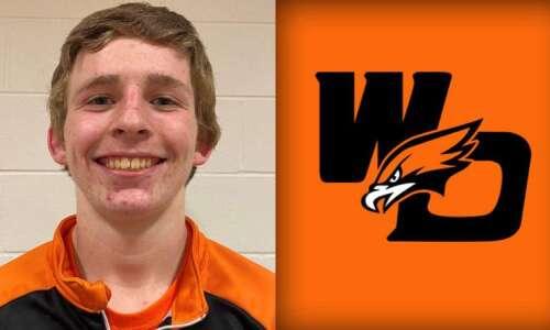 Tyger Vaske pins No. 1 Brandon O'Brien to highlight West…