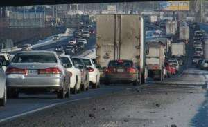 Interstate 380 now clear after multiple accidents in Cedar Rapids