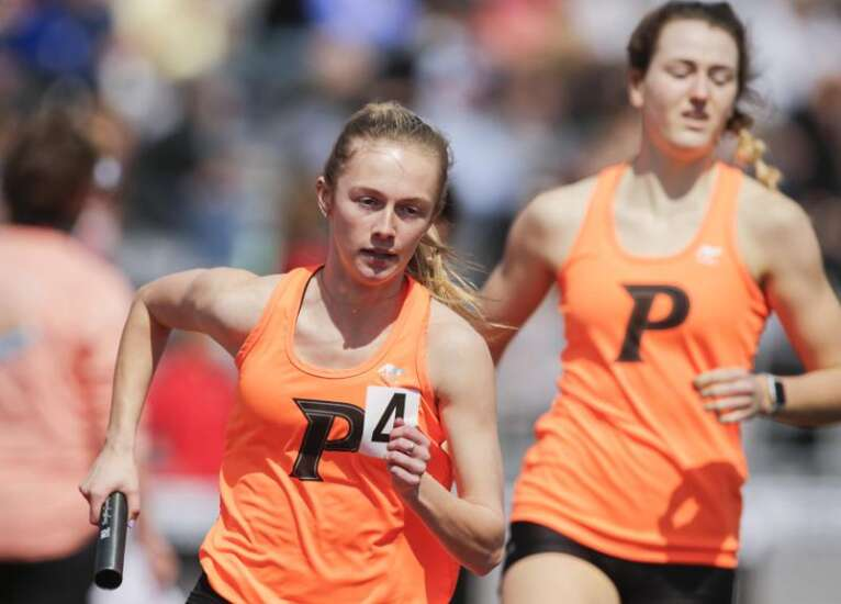 At Lisbon, a track program, then a track ... and now, a track meet
