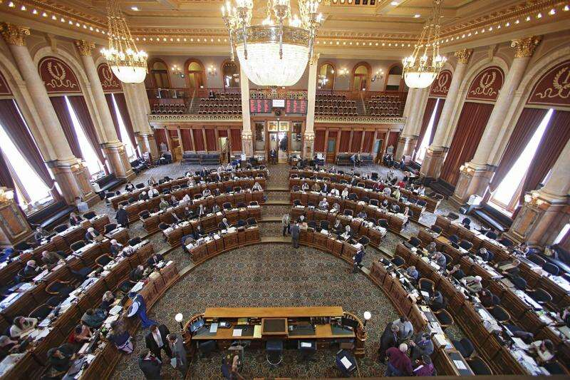 'Playing politics' charges leveled by both parties in Iowa House prison funding debate