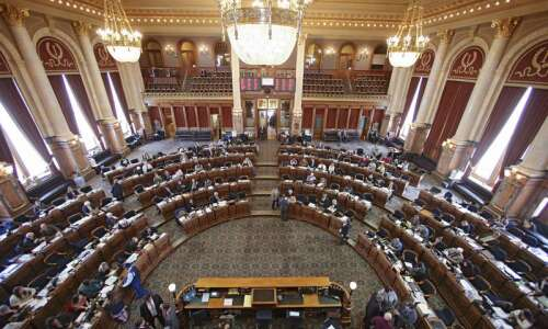 'Playing politics' charges leveled by both parties in Iowa House…