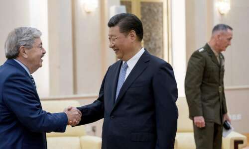 Xi still an 'old friend,' but Branstad worried by China's…