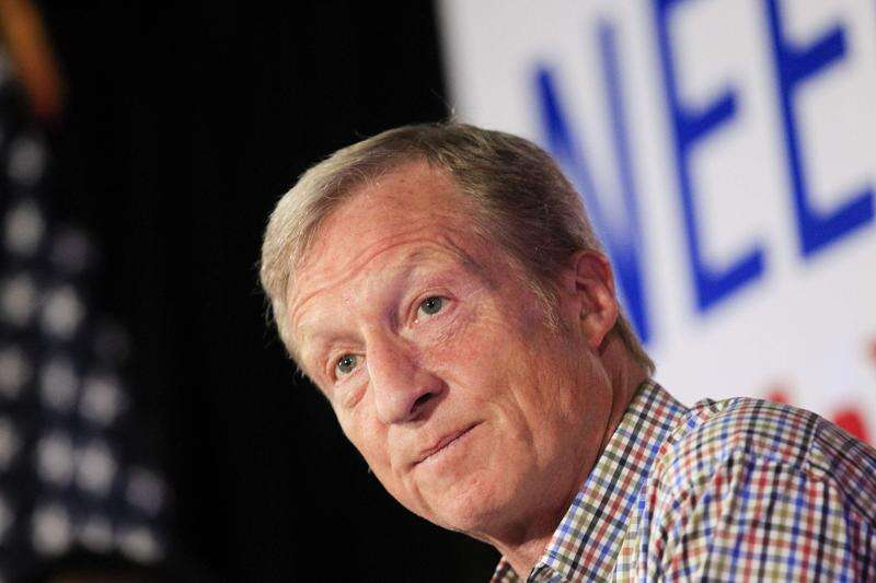 Tom Steyer's Need to Impeach ads launching in Iowa