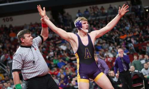 Tanner Sloan adds U23 freestyle national title to wrestling resume