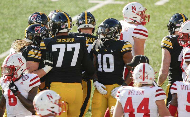 Counting down Iowa's most-tantalizing 2021 football games: No. 7 Nebraska