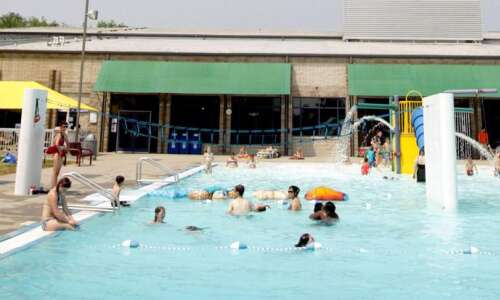 Cloudy water closes North Liberty pool multiple times this summer