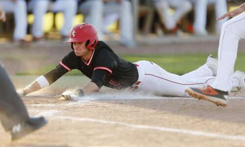 Iowa high school baseball rankings: All 3 Iowa City schools…