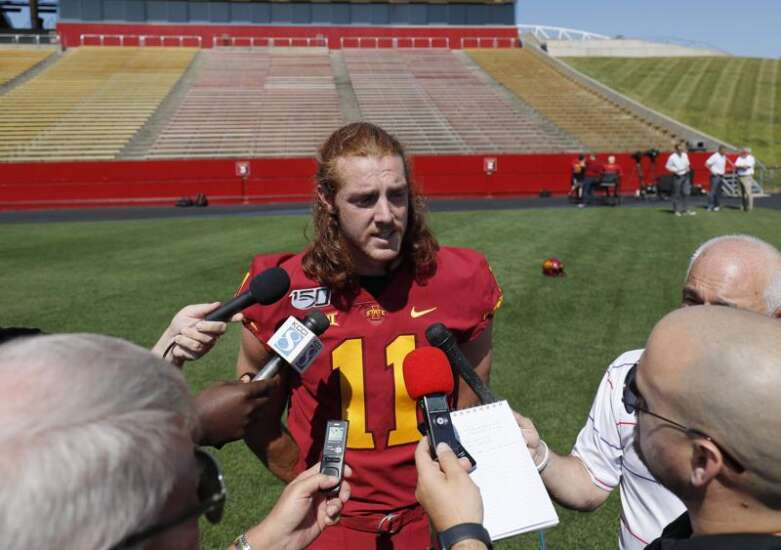 Iowa State football position preview: The receivers and tight ends who can replace Hakeem Butler's production