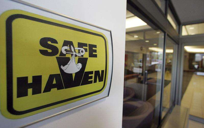 Iowa uses Safe Haven law for baby boy