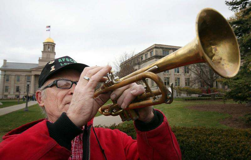 Veterans for Peace plan Armistice Day events in Iowa City