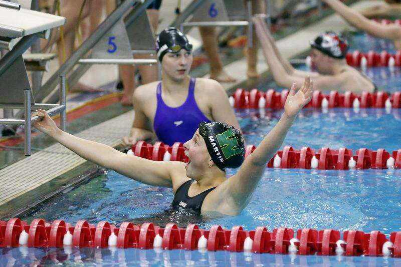 Iowa high school girls' swimming 2021: Gazette area swimmers, divers and teams to watch