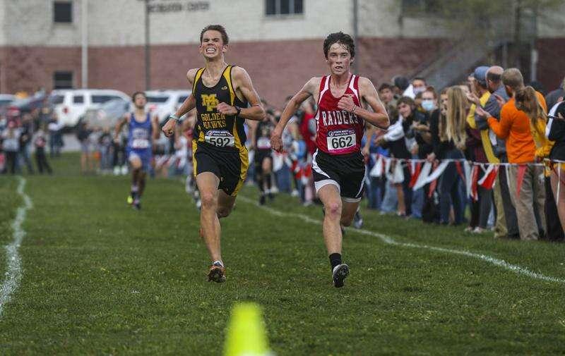 Mid-Prairie girls run 1st, boys 5th in cross-country