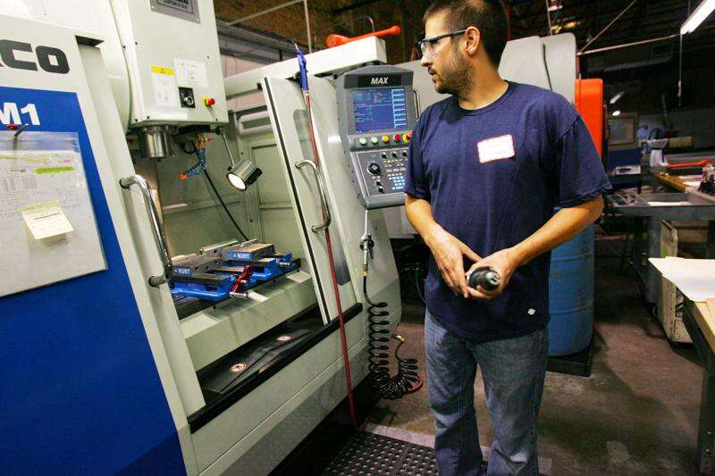 Cedar Rapids manufacturer In Tolerance receives $160,500 in state funding