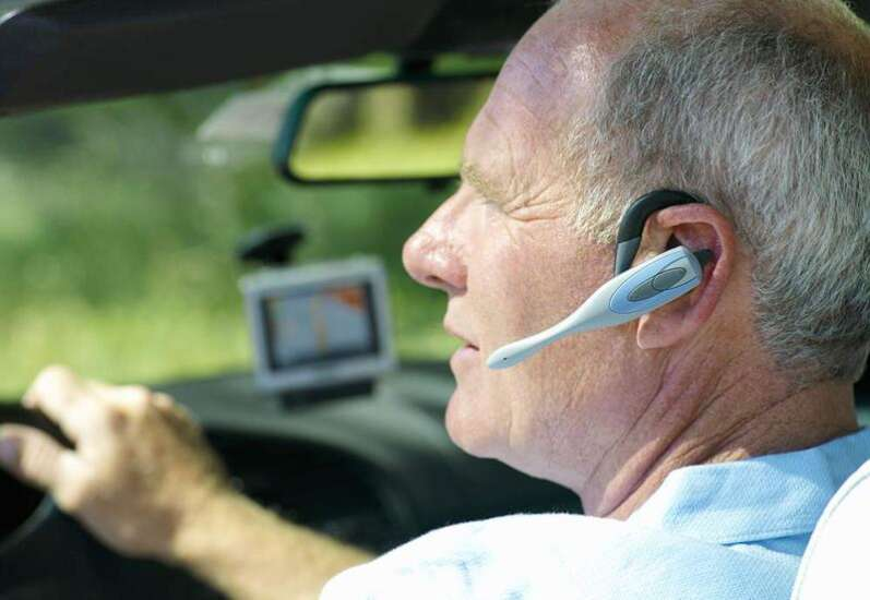 Hands-free devices are not free from danger