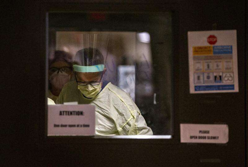 Frontline health workers challenged 'physically, mentally, emotionally' throughout pandemic
