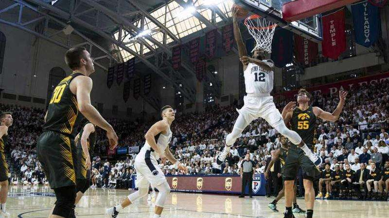 Penn State vs. Iowa men's basketball glance: Time, TV, live stream, team data