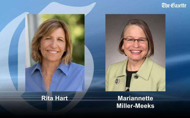 Miller-Meeks' lead shrinks to 6 votes over Hart after full recount in Iowa 2nd District race