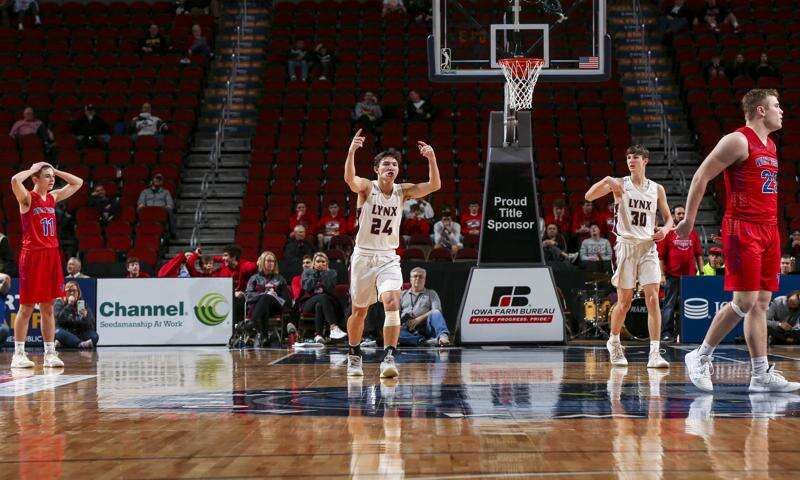 It's Austin squared leading North Linn back to boys' state basketball semifinals