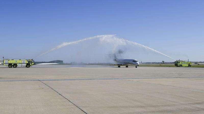 American begins Cedar Rapids-Charlotte flights