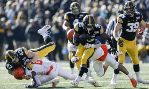 Hawkeyes are set up nicely to win this season