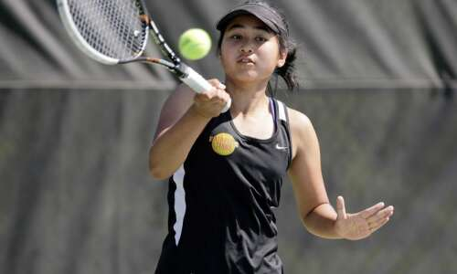 Champions crowned in 1A and 2A at girls' tennis state…