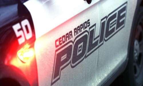Two homes struck by gunfire in Cedar Rapids