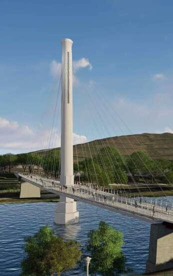 Cedar Lake, Smokestack Bridge project surpasses ConnectCR's $7 million goal