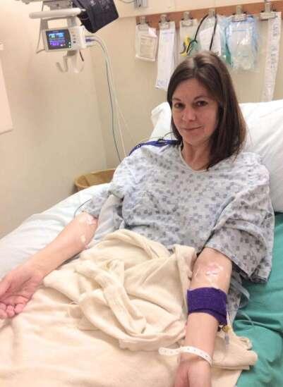 Fungus foe: Waverly woman battles Fibrosing Mediastinitis