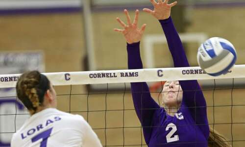 Cornell volleyball eyes another NCAA tournament berth