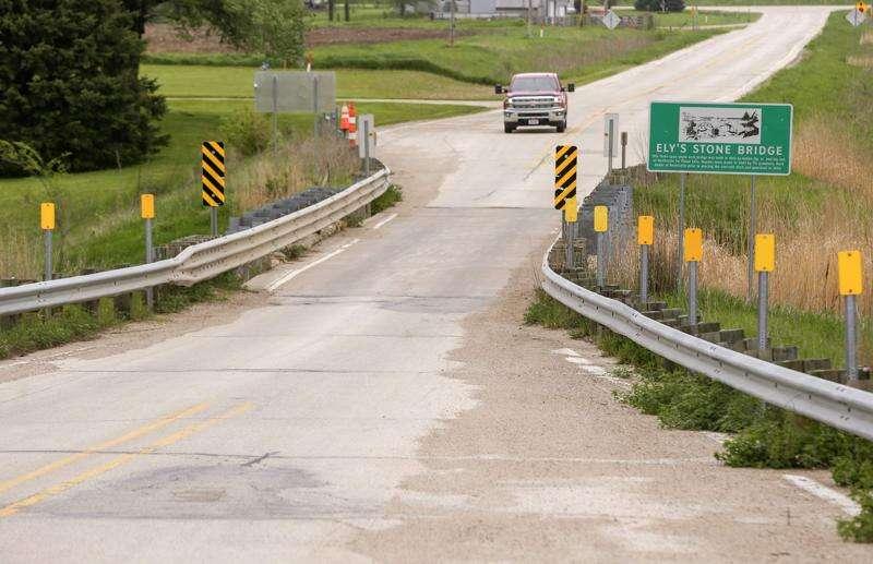 Fate of historic Jones County stone bridge in question