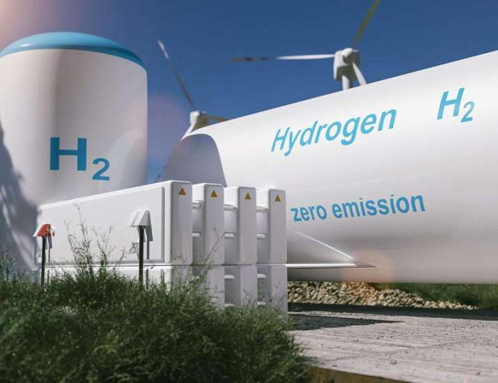 Iowa could become hot spot for green hydrogen technology
