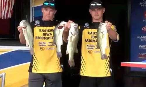 Youths take aim at state bass fishing titles
