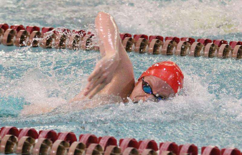 With pools closed due to coronavirus, competitive swimmers seek alternative workouts