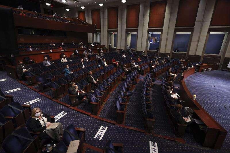 Mariannette Miller-Meeks, Rita Hart both attend orientation for new U.S. House members