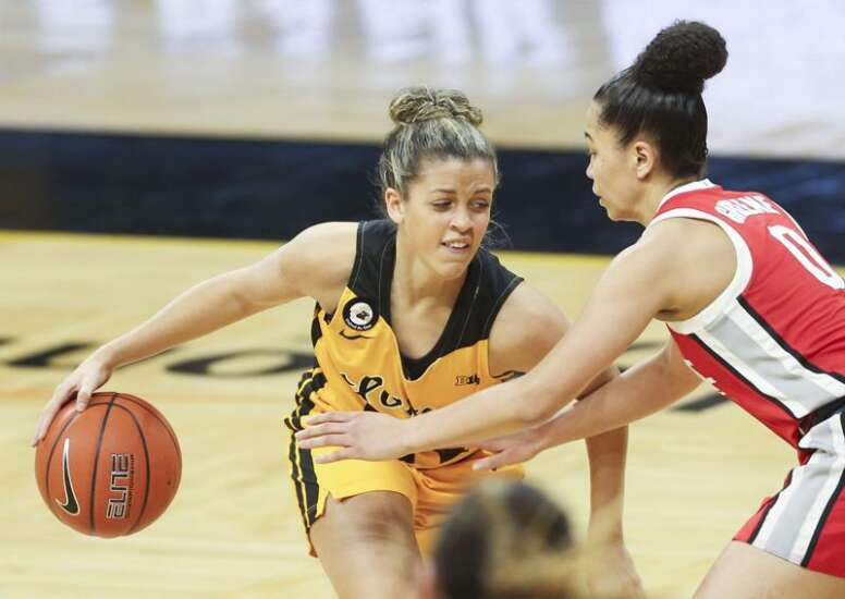 Iowa women's basketball: Home win streak behind, Hawkeyes reset for Purdue
