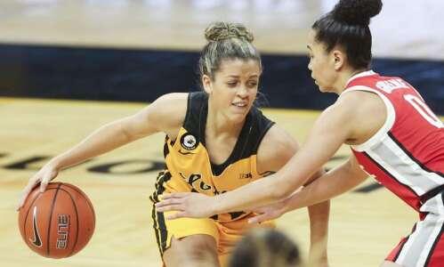 Iowa women's basketball: Home win streak behind, Hawkeyes reset for…