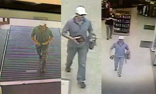 North Liberty police trying to identify theft suspect