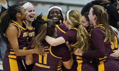 After a rout of its scout team, Central Michigan gets…