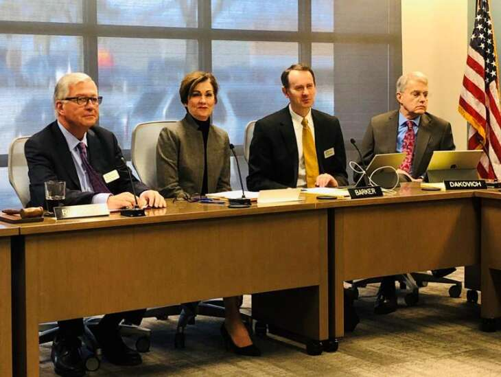 Iowa Statehouse 'frustration' greets regents' budget