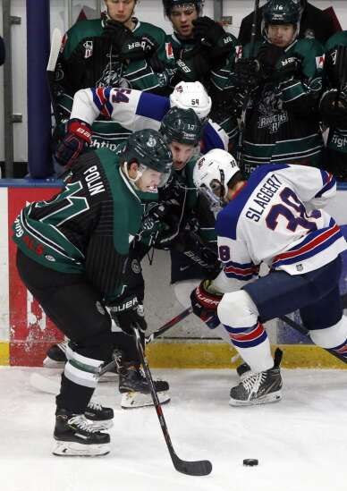 Regular season concludes for Cedar Rapids RoughRiders, who seek first-round USHL playoff bye