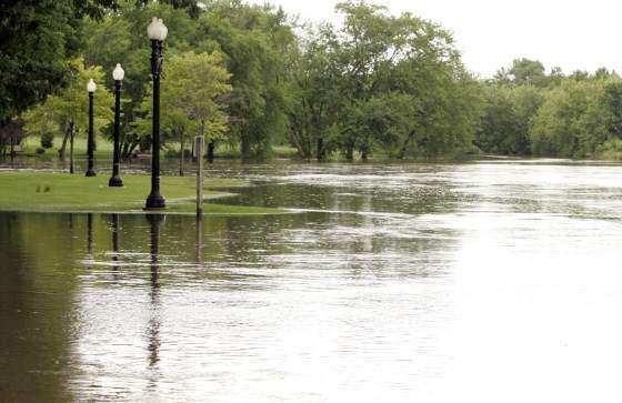 Data suggests Iowa really is getting wetter