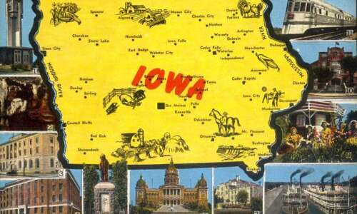 Mean rules under Iowa's Golden Dome of Wisdom