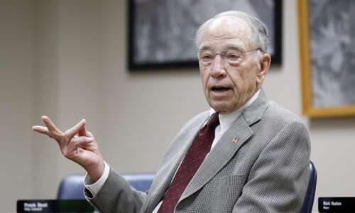 Grassley shares thoughts on immigration, environment