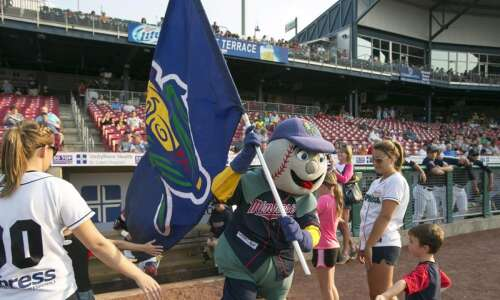 It's official: Cedar Rapids Kernels will remain in affiliated professional…