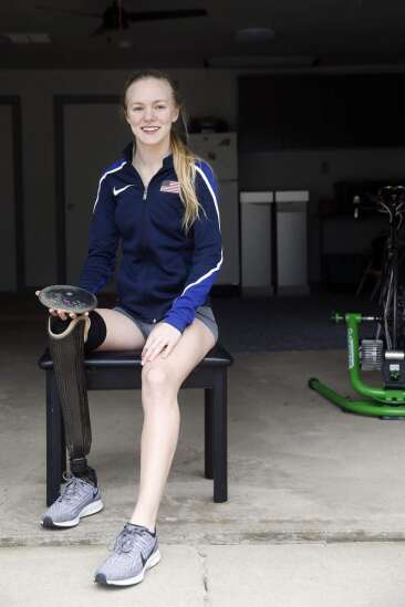 Jessica Heims coping with Paralympics postponement, gearing up for 2021
