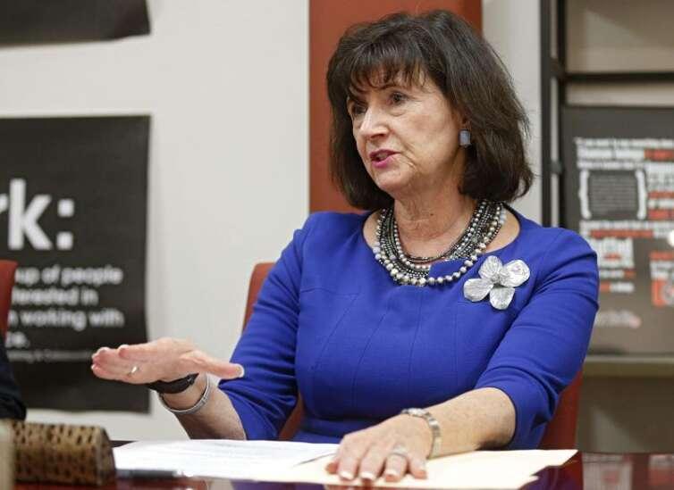 Iowa Women Lead Change is all about talent