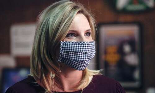 Rep.-elect Ashley Hinson: Biden's 100 days of masks coincides with…